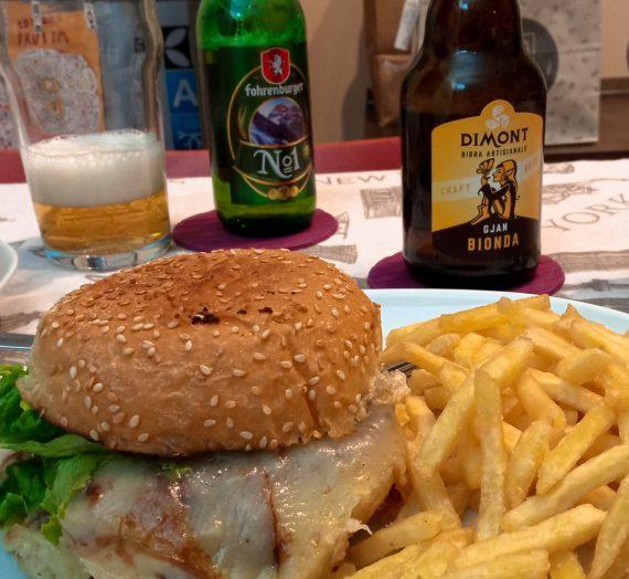 Cibo Gourmet…il burger gourmet a domicilio